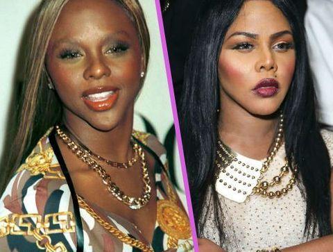 Lil Kim  - Stars : les pires ratés de la chirurgie esthétique !