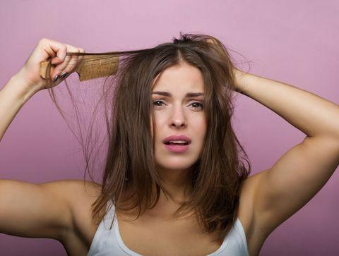 Santé des cheveux