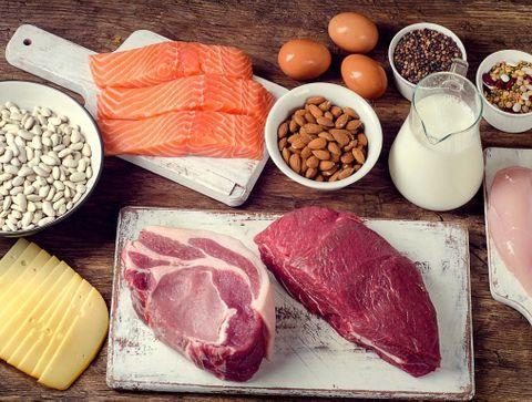 Protéines pour bébé : trouvez l'équilibre !