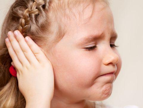 Soulager la douleur des troubles ORL chez l'enfant