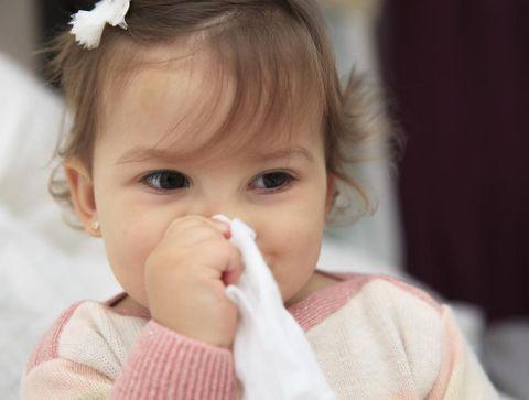 Que faire en cas de rhume de bébé ?