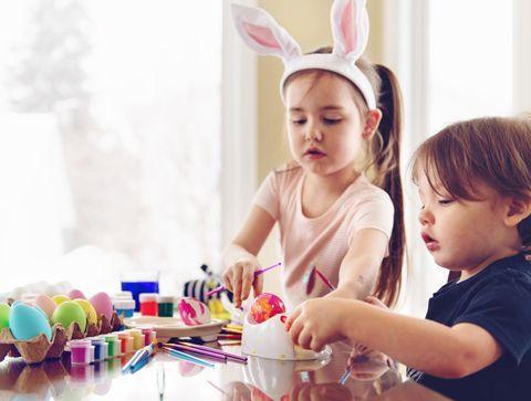 Recettes, déco : Des lapins de Pâques DIY