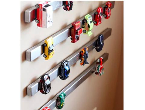 DIY : 20 astuces repérées sur Pinterest pour ranger les jouets