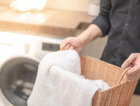 A quelle fréquence laver son linge de maison ?