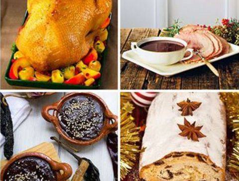 Gastronomie de Noël