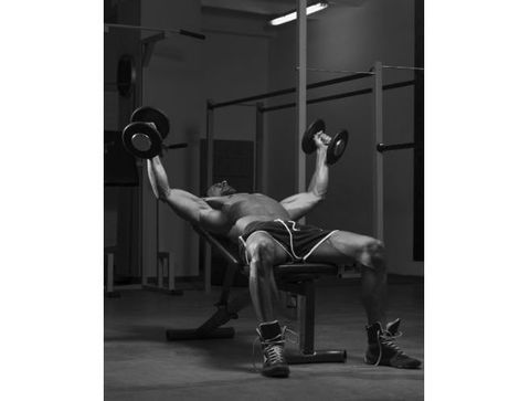 8 exercices pour muscler les pectoraux