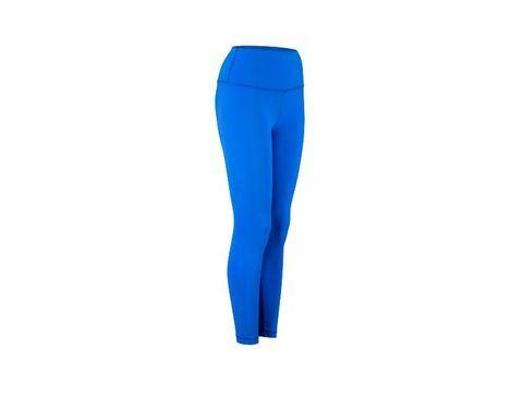 Legging bleu taille haute Lululemon  - Tenue de sport 2020 : bougez lookée !