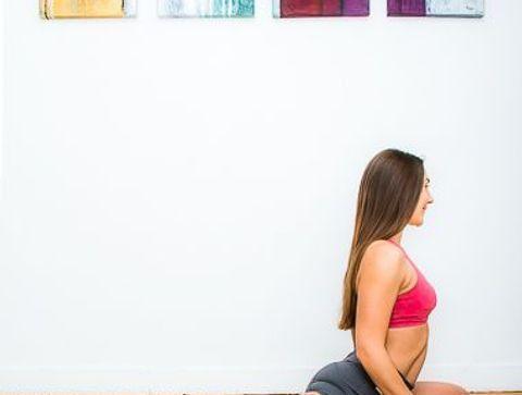 La posture du Pigeon - Yoga débutant : les postures les plus faciles