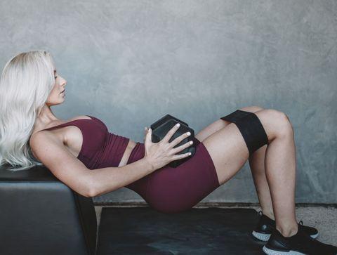 Le hip thrust :  pour un fessier galbé