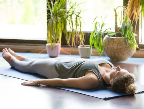 savasana le yoga antifatigue