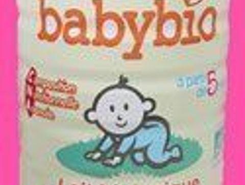 Babybio Lait biologique 2e âge   Du bio dès le berceau !  - Les laits pour bébé au banc d'essai