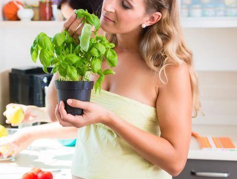 Un odorat développé pendant la grossesse - Les 10 superpouvoirs des femmes enceintes