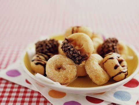 Les donuts - 20 aliments à index glycémique élevé