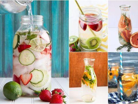Detox water : 10 idées de recettes pour un corps sain
