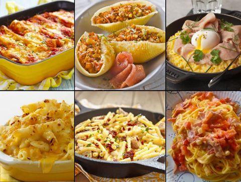 Pâtes : 22 idées de recettes originales