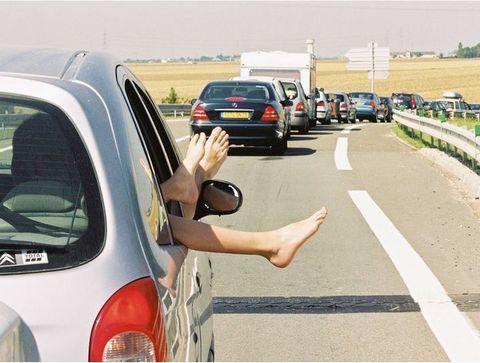Mes astuces anti-stress dans les transports !