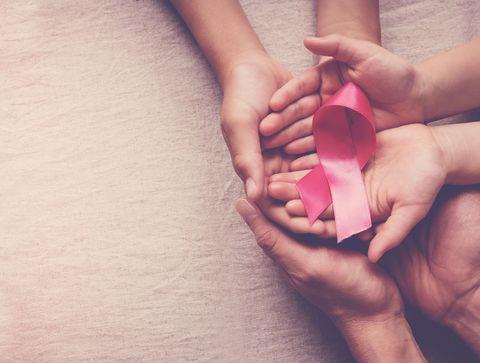 Quand le cancer du sein affecte la vie de famille