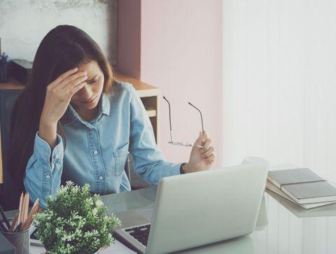 Symptômes de la migraine