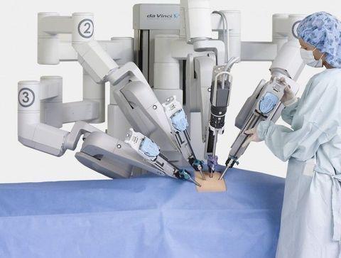 Robot Da Vinci : les prouesses de la chirurgie robotique
