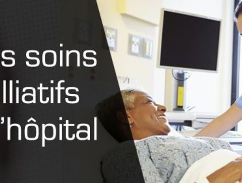 Les soins palliatifs à l'hôpital
