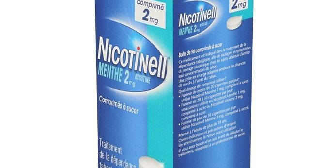 NICOTINELL MENTHE