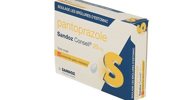 PANTOPRAZOLE SANDOZ CONSEIL