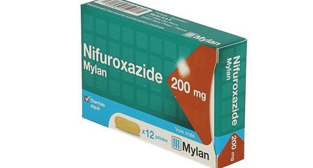 NIFUROXAZIDE MYLAN