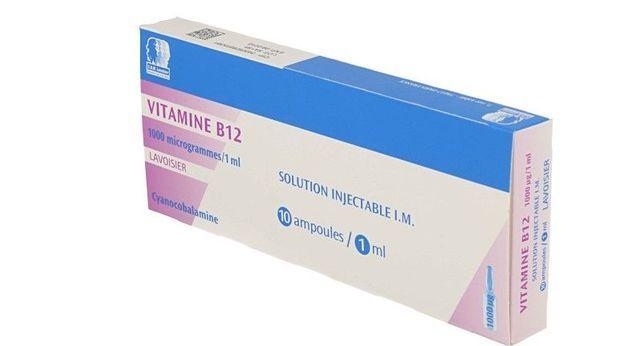 VITAMINE B12 LAVOISIER