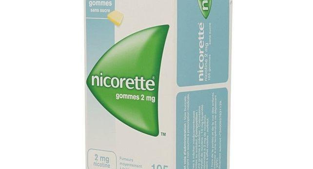NICORETTE s/s