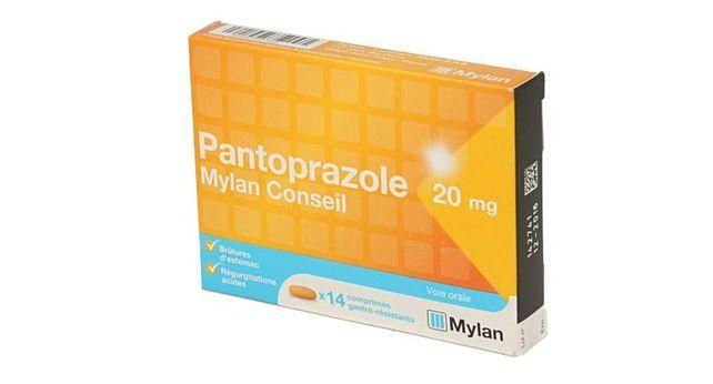 PANTOPRAZOLE MYLAN CONSEIL