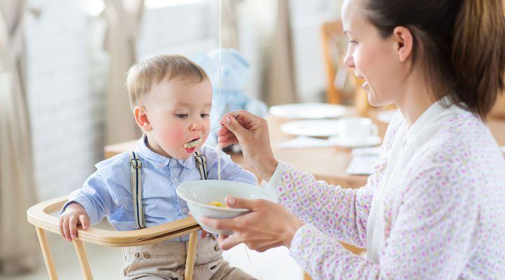 alimentation bébé 11 mois
