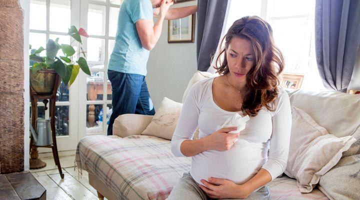 Sautes d'humeur pendant la grossesse