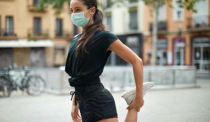 Doit-on porter un masque quand on fait du sport ? -Doctissimo