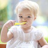 L'alimentation de bébé mois par mois