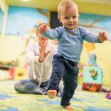 A quel âge bébé marche-t-il ?