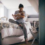 Pour ou contre faire dormir bébé dans la chambre des parents?
