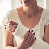 Fractures des poignets, bras et clavicules