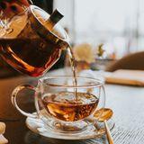 Pas de santé sans thé!