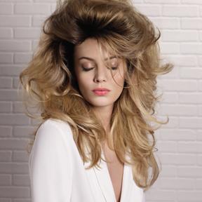 Coupe de cheveux longs printemps été 2014 @ Sophie Baucais L'oréal Professionnel