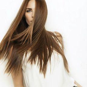 Modèle de coiffure cheveux longs printemps été 2014 @ Franck Provost