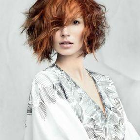 Coiffure automne-hiver 2015 @ Laetitia Guenaou pour L'Oréal Professionnel