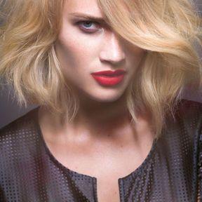 Coupe courte - Claude Tarantino pour L'Oréal Professionnel PE 2015
