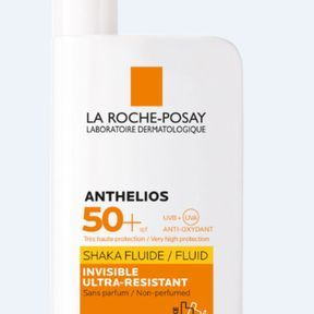 Shaka fluide Anthelios de La Roche Posay SPF 50