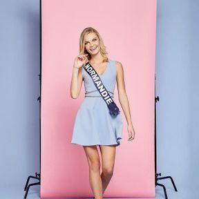 Miss France 2019 : Anaëlle Chrétien, Miss Normandie