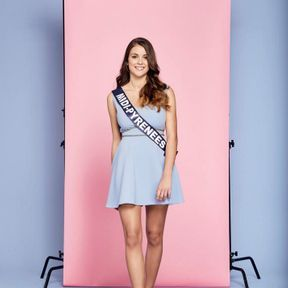 Miss France 2019 : Axelle Brielle, Miss Midi-Pyrénées