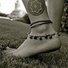 Tatouages cheville