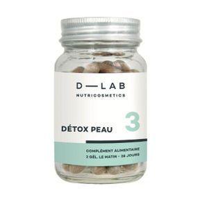 Détox peau de D-LAB Nutricosmetics