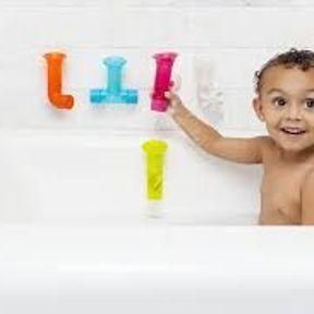 Jeux de tuyaux pour le bain - Boon