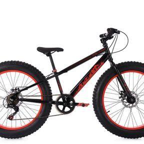 Fatbike de KS CYCLING : pour les terrains extrêmes