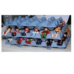 DIY pour ranger les Playmobil